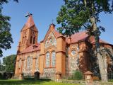 """Projekta """"Ciskādu katoļu baznīcas torņa smailes remonts"""" realizācija"""
