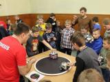 Ilzeskalnā iegādāts LEGO robotikas aprīkojums