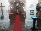 Kaunatas katoļu baznīcā tiks atjaunota iekšējā apdare