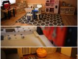 Jauno vecāku un bērnu klubiņa izveide Dricānu pagasta bibliotēkā